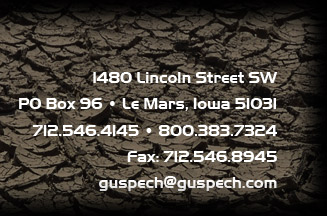 Gus Pech Address